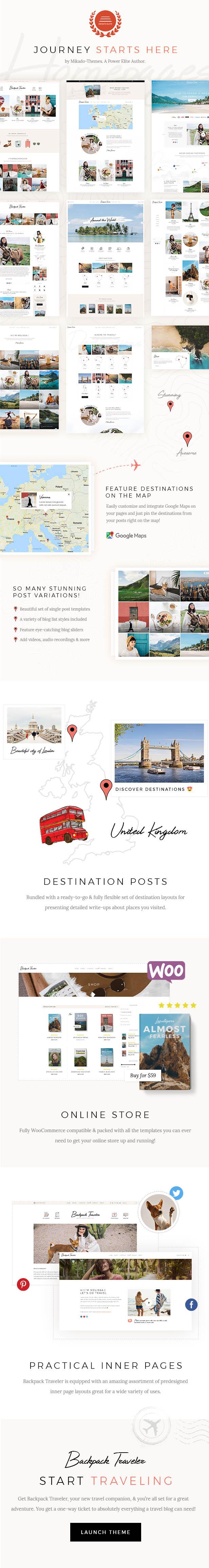 Backpack Traveler - Modern Travel Blog - 2