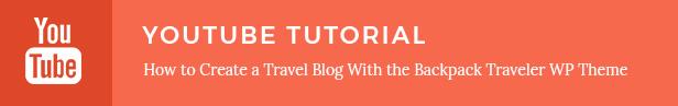 Backpack Traveler - Modern Travel Blog - 1